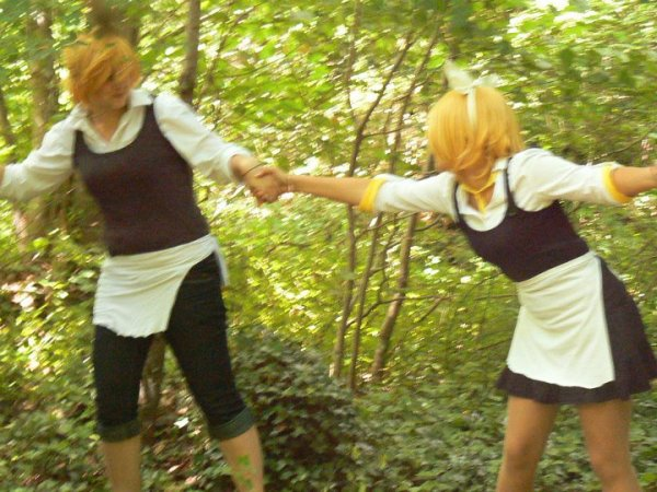 Switch D. Meaguie & Roronoa Nari
