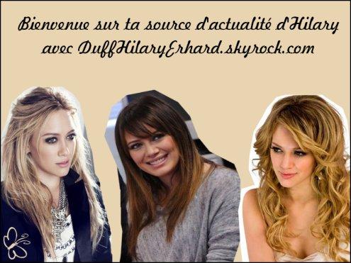 Hilary Erhard Duff
