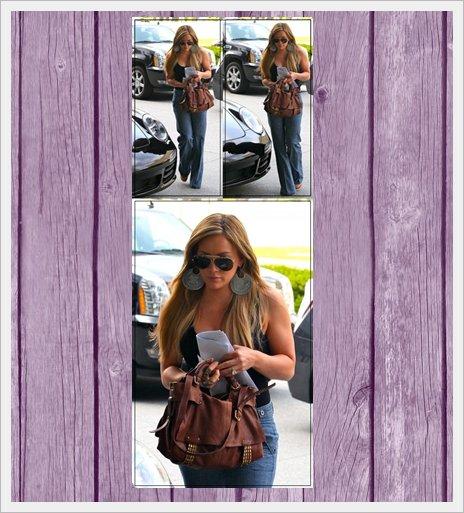 22.06 : Hilary, de sortie pour une réunion d'affaires à Studio City. Top ou Flop ?