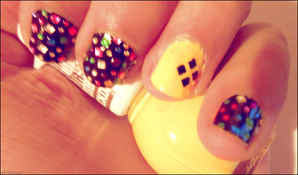 Tutoriel Nail Art n°1