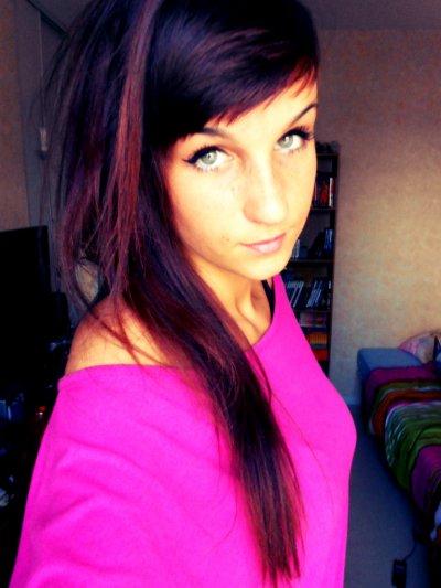 Facebook → Lucie Lecomte