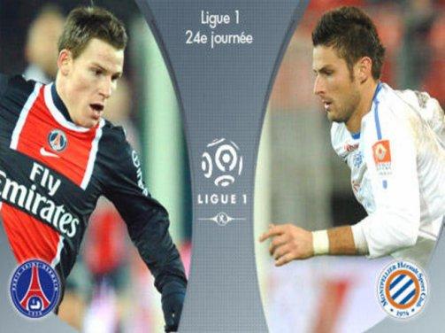 Il reste plus que deux clubs pour conquérir le titre de champion de France: Paris et Montpellier