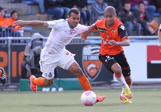 Lorient - Montpellier