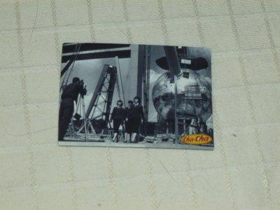 exposition bruxelles 1958 (plaques aimantées )