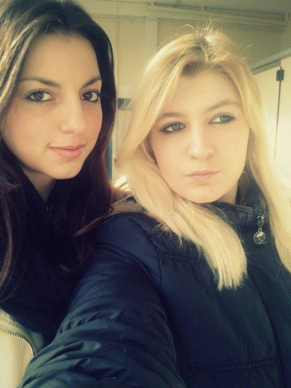 moi et elle ♥♥