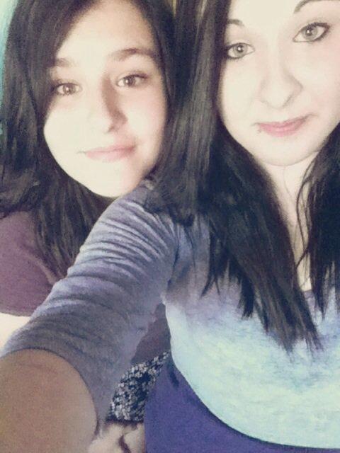Ma petite soeur et moii