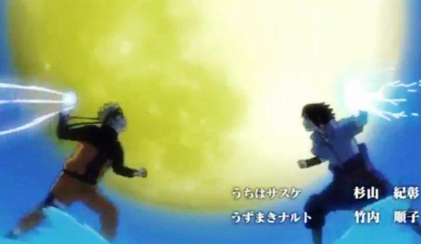 Sasuke vs Naruto !