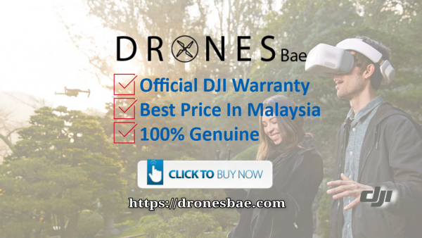 Most Efficient DJI Spark SACC Mall