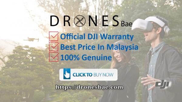 Get DJI Spark 槟城 Rebate