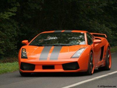 Lamborghini Gaillardo