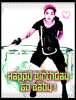 Anniversaire in G-Dragon !