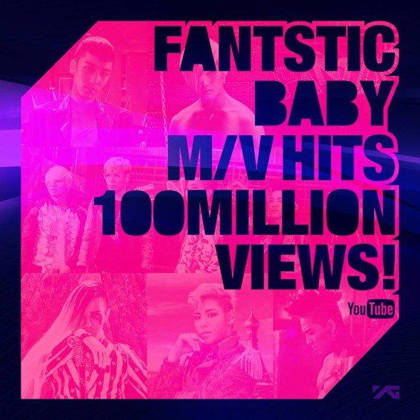 Plus de 100 Millions de vues sur YouTube