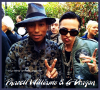 G-Dragon rencontre Pharell Williams