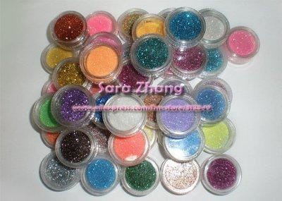 Glitters ou poudres Brillantes