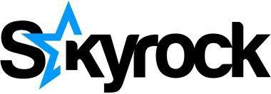 Je soutien Skyrock a 100%  (l)(!)