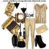 Tenue Glamour