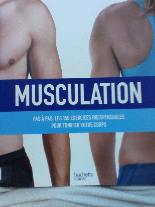 Musculation livre