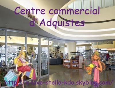 Centre commercial d'Adquistes