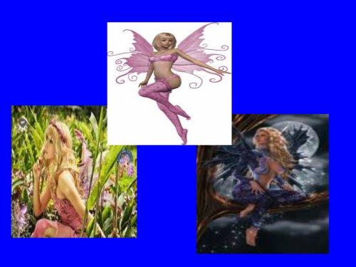 les pouvoirs magique des fées et des elfes