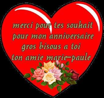 merci pour vos voeux pour mon anniversaire   BELLA_FAMILIA
