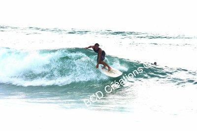 Surf : 26 août 2010, Biscarrosse