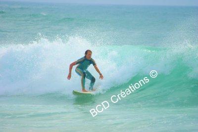Surf : 26 août 2010, Biscarrosse (2)