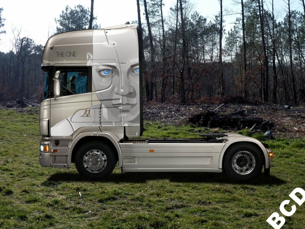 "Scania ""The One"""