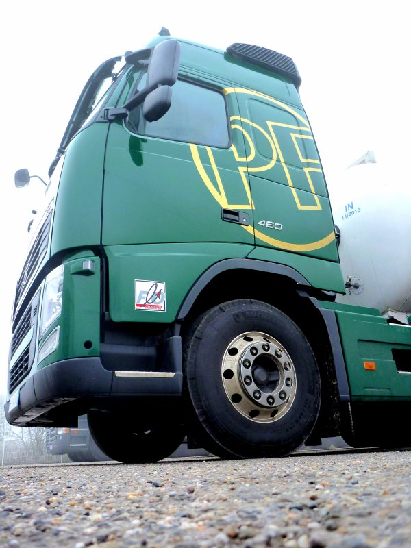 Transports Farbos : Volvo FH13