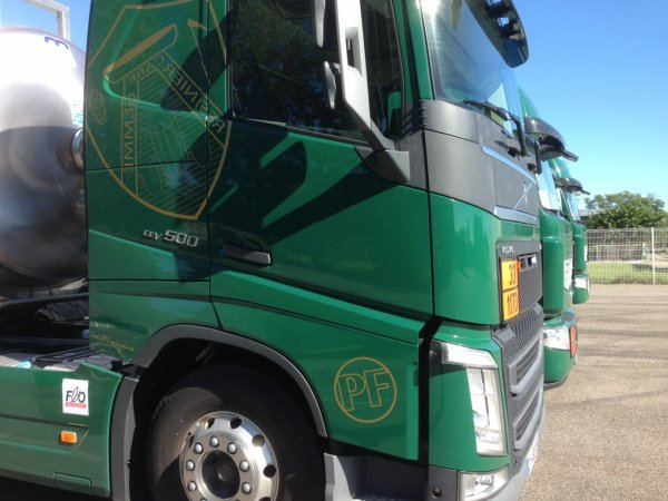 New FH Transports Pierre Farbos
