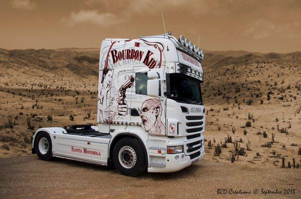 Scania Bourbon Kid II