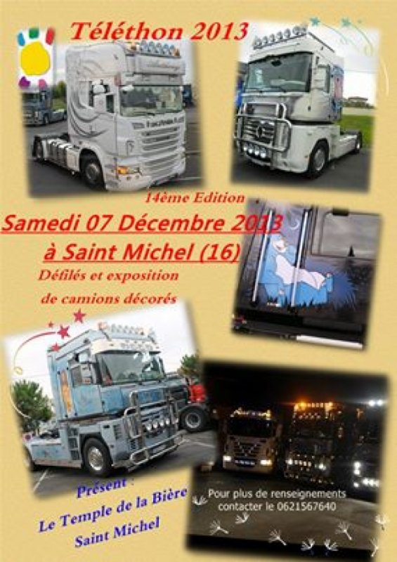 Téléthon 2013 - Saint Michel (16)
