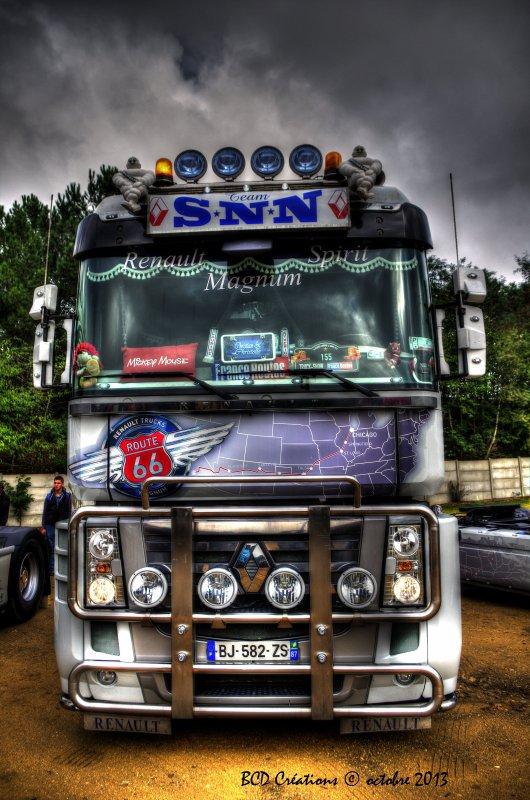 Le Mans 2013 : Magnum