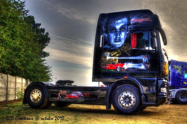"Le Mans 2013 : session spéciale ""Daf Christine"""