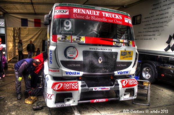 Le Mans 2013 : Anthony Janiec