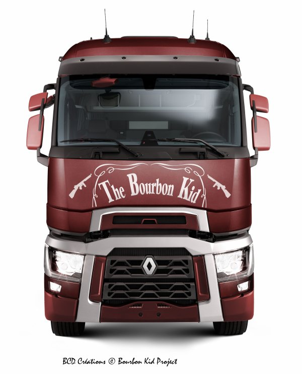 "Renault T ""The Bourbon Kid Project"""