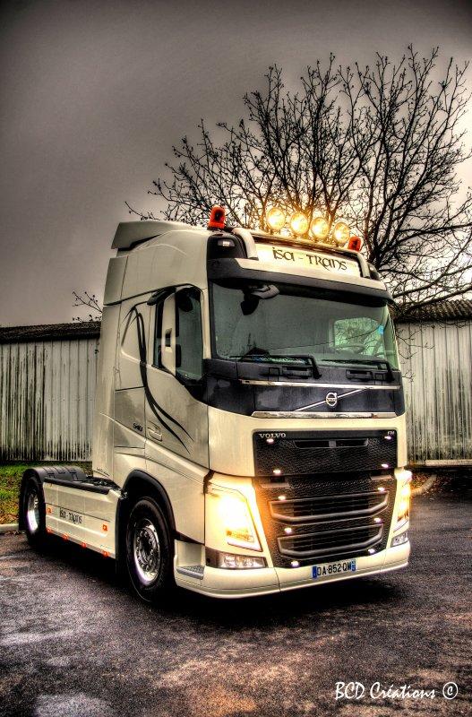Volvo Isa-Trans