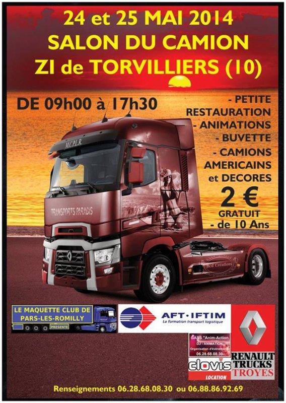 Salon du Camion à Torvilliers (10)