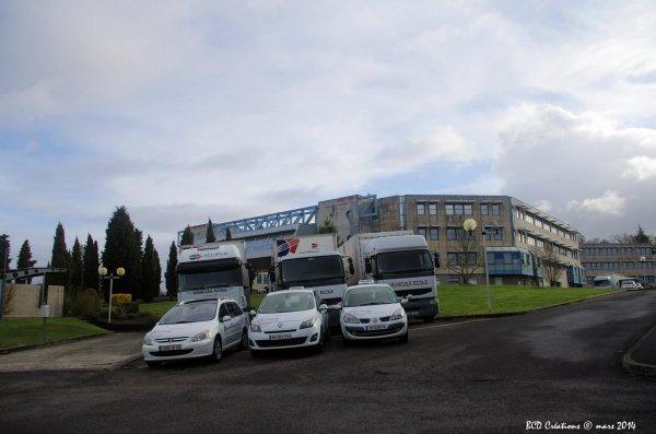 Lycée Jean-Albert Grégoire, Soyaux. Journées Portes Ouvertes, samedi 22 mars 2014 (3/3)