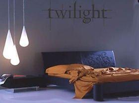 Chambre aux couleurs de Twilight  ;)
