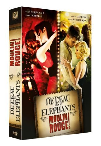 Visuel du coffret Water For Elephants/Moulin Rouge