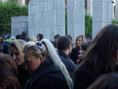 Ma Journée inoubliable du 26/10 aux Fan Event de Bruxelles