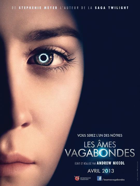 Affiche teaser du film Les Âmes Vagabondes VF