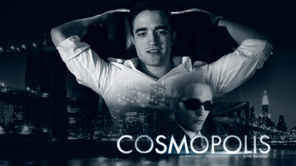 Wallpaper Cosmopolis (Made By Me)