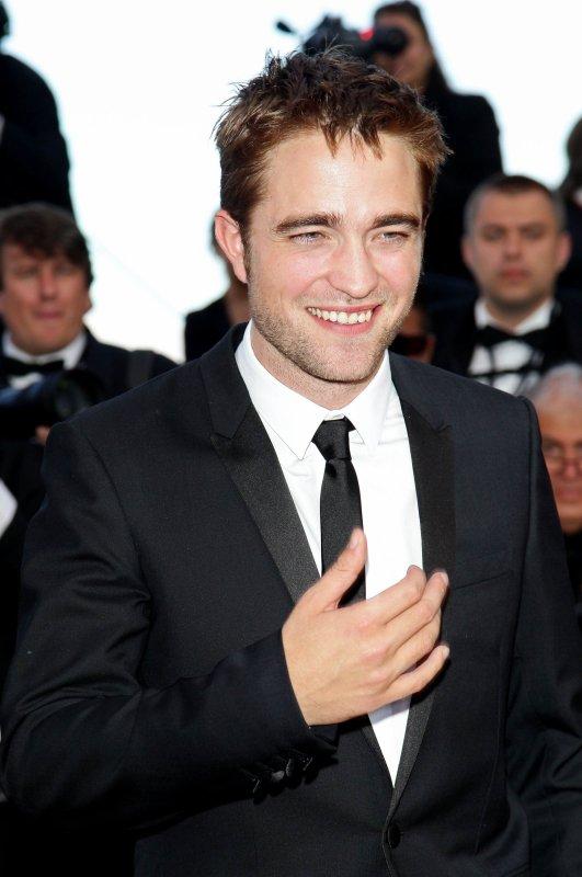 Rob était présent sur le Red Carpet