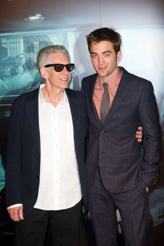 Robert Pattinson avant première de Cosmopolis hier à Paris au Grand Rex !!