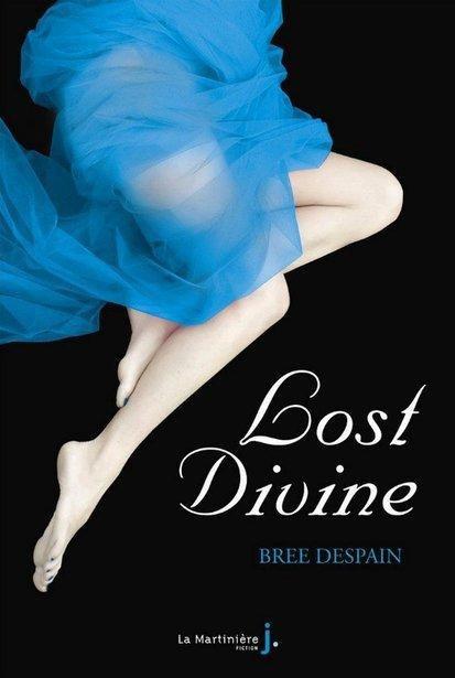 """Mon avis sur """"Lost Divine"""" de Bree Despain"""