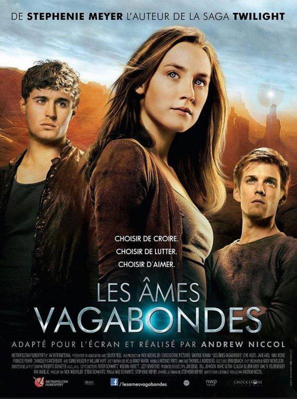 Affiche Française 'Les âmes Vagabondes'