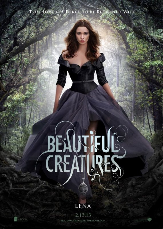 HS à Twilight: Sublimes créatures - 16 Lunes affiche personnage Lena Duchannes