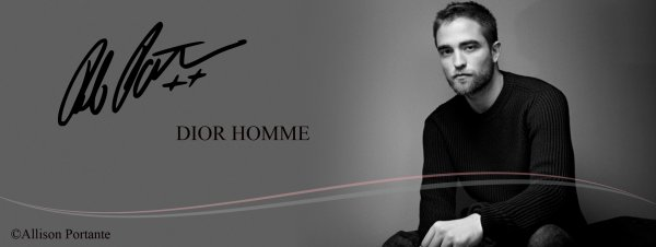 2 nouvelles cover FB #DiorRob (Made By Me)