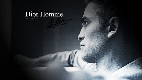 #DiorRob wallpaper & cover FB (Made by me)